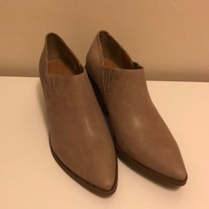 LUCKY BRAND ANKLE BOOTIES LEATHER NEW SIZE 8